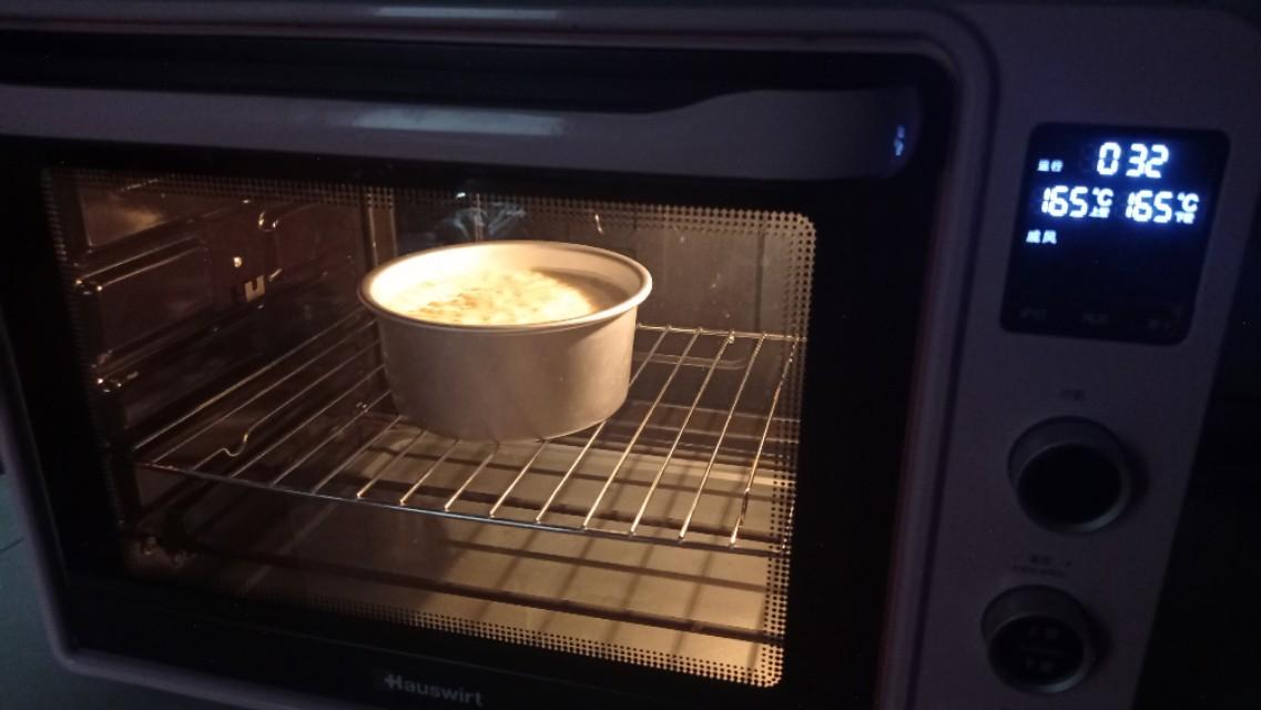 日式全蛋海绵蛋糕制作配方 低糖版更健康口感细腻松软