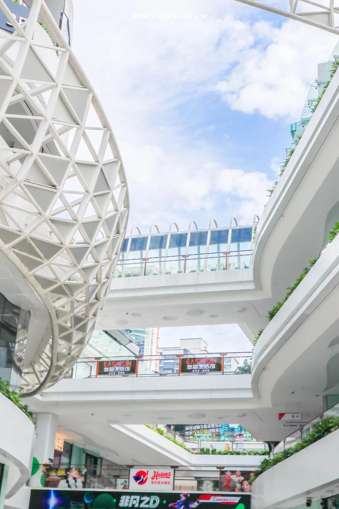 2021上半年成都新开商场合集,现在商场也内卷?