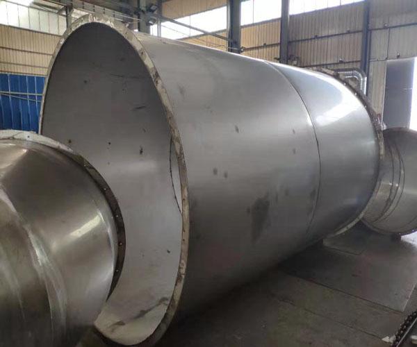 供应不锈钢螺旋风管生产厂家