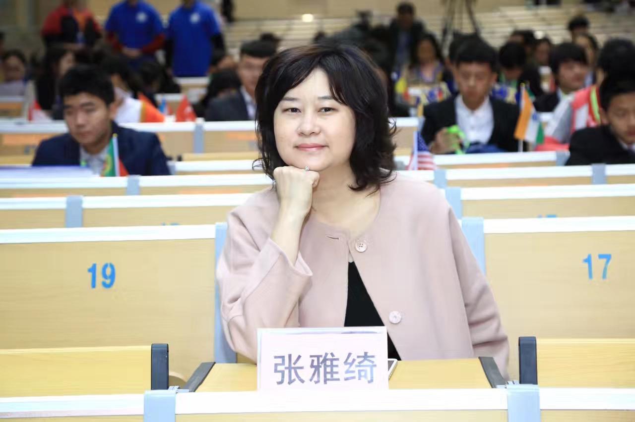 独家专访女企业家葡萄国际投资集团董事长张雅绮