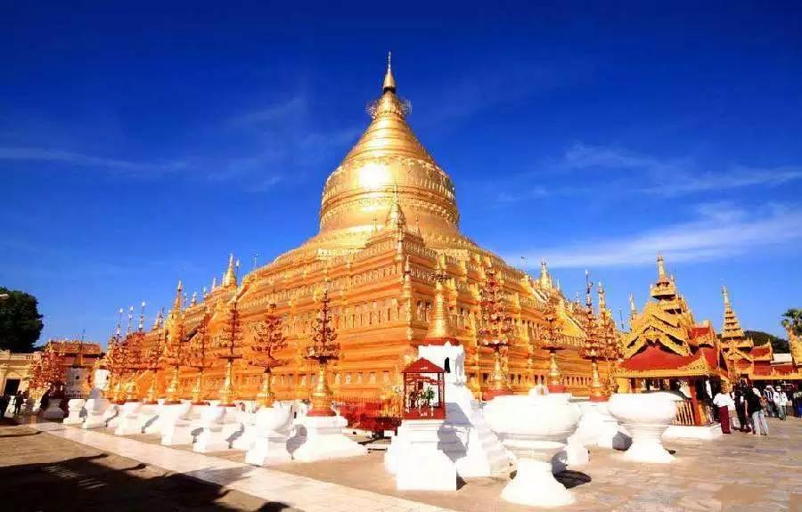 5000人民币折合112万缅元,在缅甸玩多久?听听当地人咋说