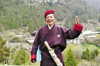 中国56个民族(五十四),门巴族