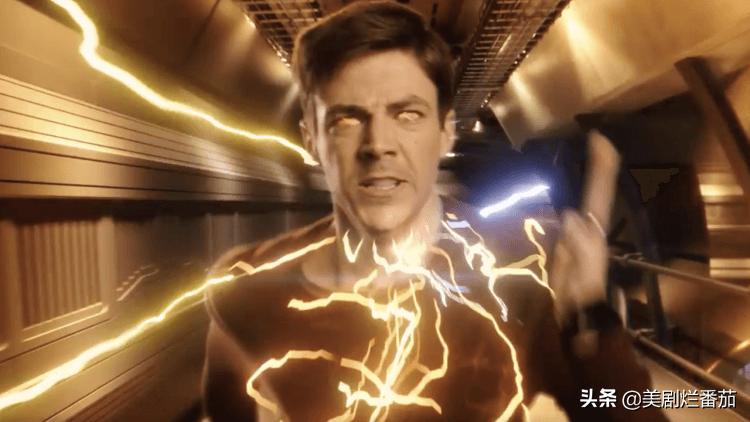 全宇宙最快速的超级英雄艾伦回来了!《闪电侠》迎来第七季