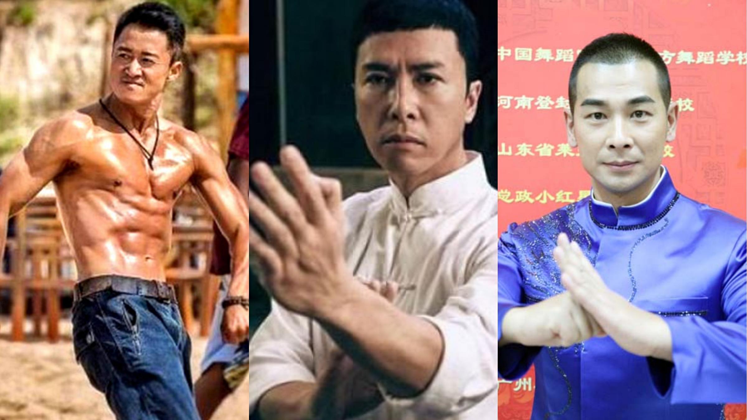 假如同处巅峰的吴京、甄子丹、赵文卓三人同台真实格斗,谁能赢?