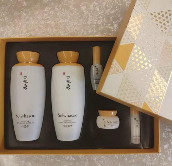 公认好用的5款护肤品套装:SK2贵但好用,雪花秀可平衡水油