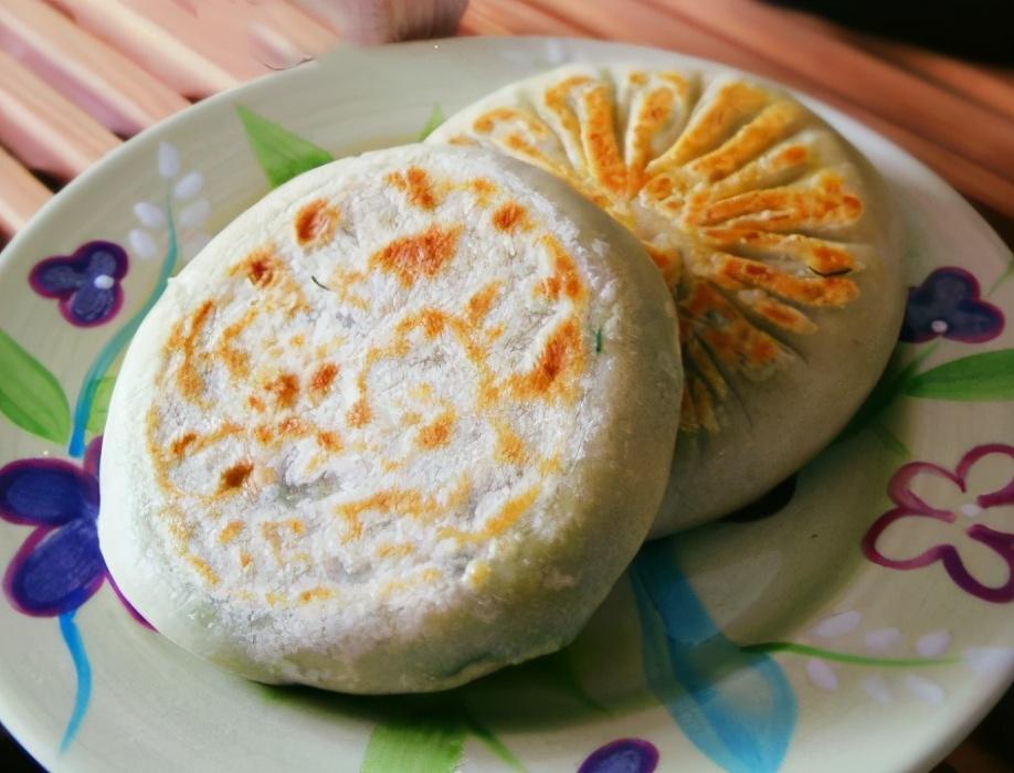 茴香苗馅饼的做法步骤图 健胃还消食