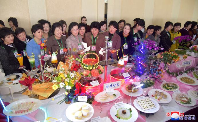 平壤的四个菜,导游:吃过才知做朝鲜人的好处