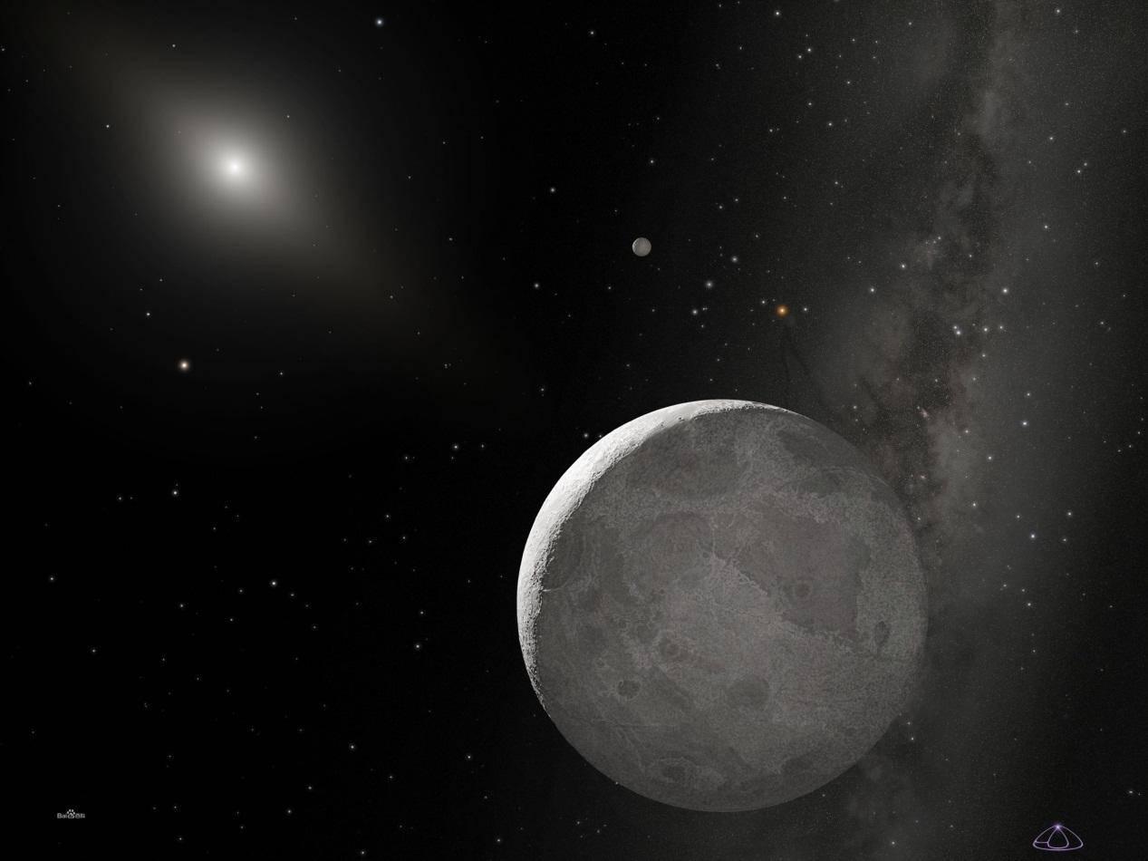 为什么所有行星都是圆球形的?