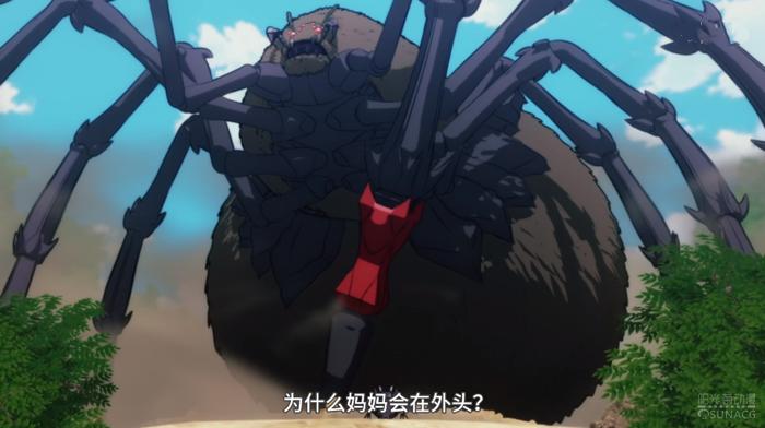 轉生蜘蛛:蜘蛛子竟也有束手無策的對手?女王蜘蛛到底有多強?
