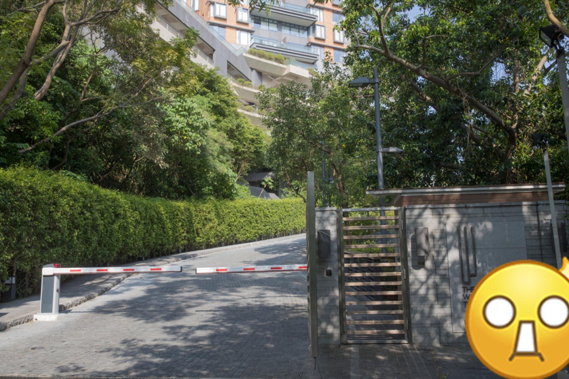 持香港身份证的赵薇夫妇位于荃湾逾亿元豪宅离奇转名,近年急卖楼