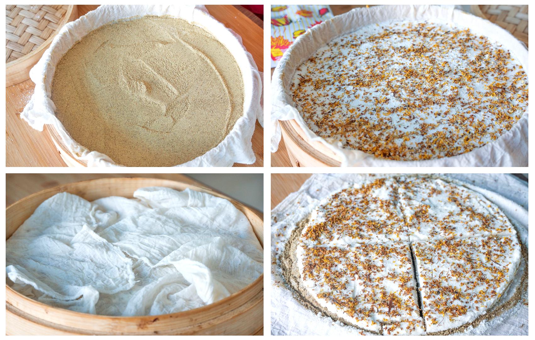 一包糯米粉,3種軟軟糯糯的美味,是主食也是點心,老人小孩都愛