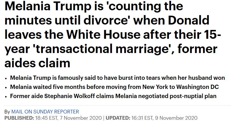 老婆要跑全家劝降,川普气急报复高官?美国最疯的日子要开始了…