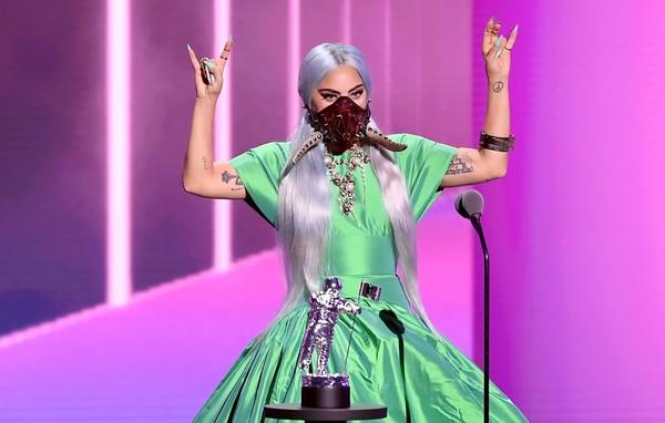 2020MTV VMA完整名单!LadyGaga狂扫5奖