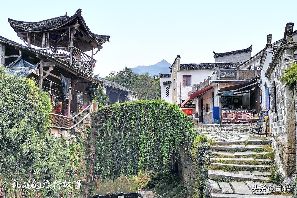 """安徽這個古村是全國最大的明清古村落 被譽為""""中華寫生第一村"""""""