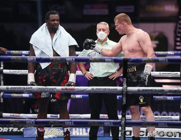 拳击专家认为:怀特意外失利,对于拳迷或许是一件好事