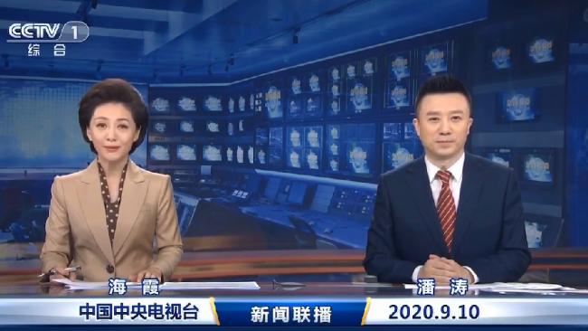 《新闻联播》来了个新主播!是上海人熟悉的潘涛
