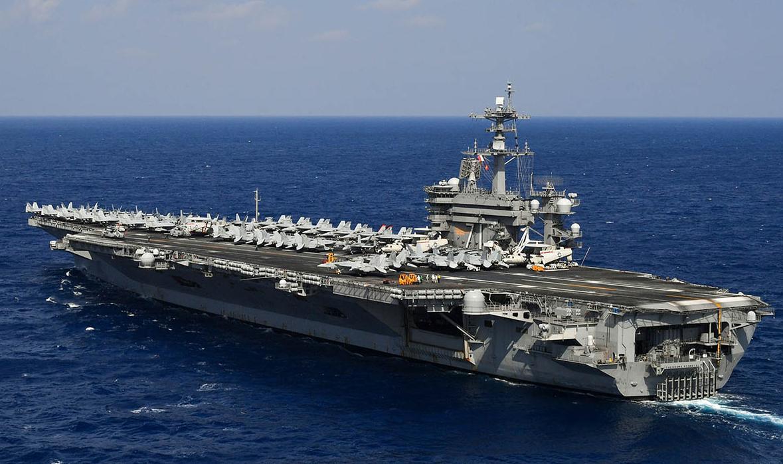 英将领口出狂言:英国海军世界第二,军舰即将要进入南海