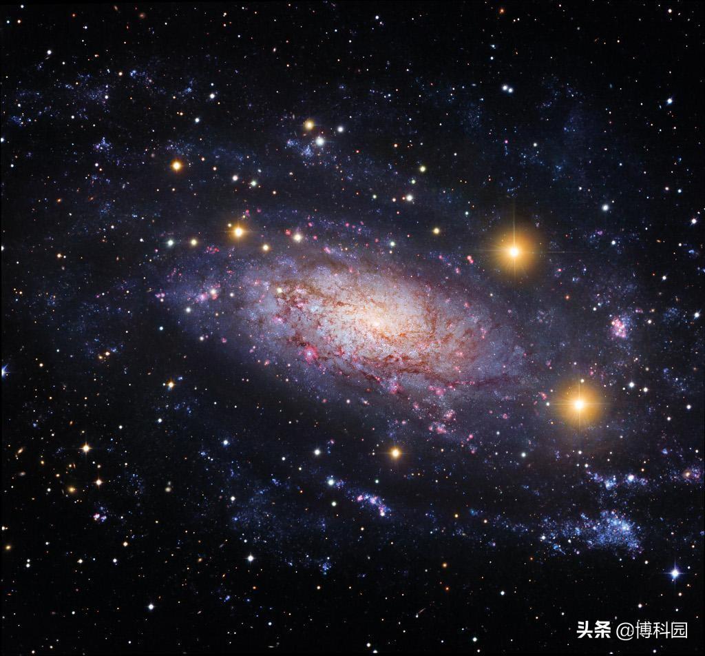 宇宙爆炸之后的60亿年间,恒星形成现在的10倍!