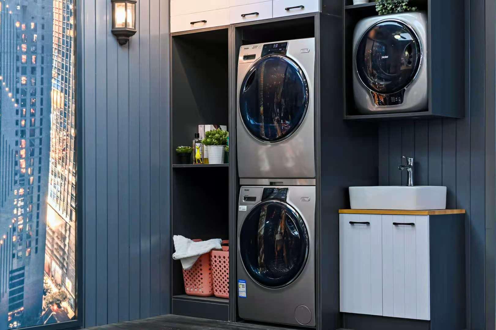 双11海尔洗衣机是全网第一?不全对!还有场景销售引领