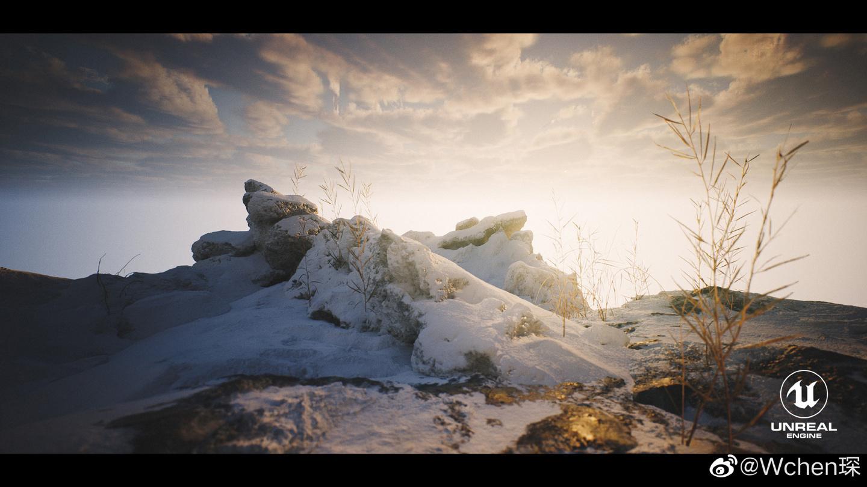 《黑神话:悟空》开始测试虚幻引擎 5,场景图公开