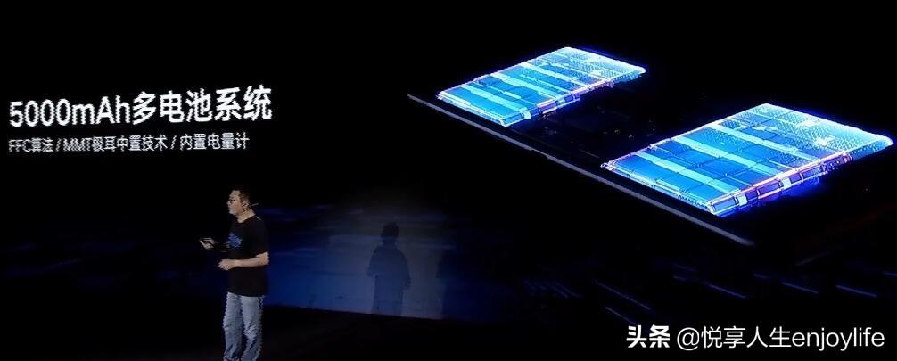 想到公布最強手机上:865双充电电池双type-c双音响喇叭双电机5000Mah充电电池