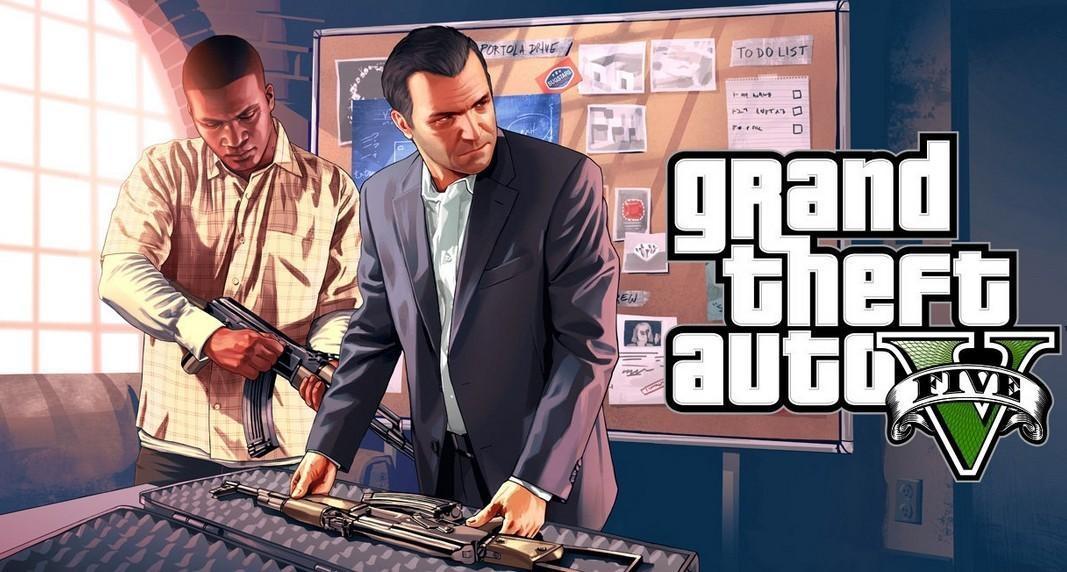 侠盗猎车手《GAT5》将登上PS5平台,等待GTA6的日子遥遥无望了