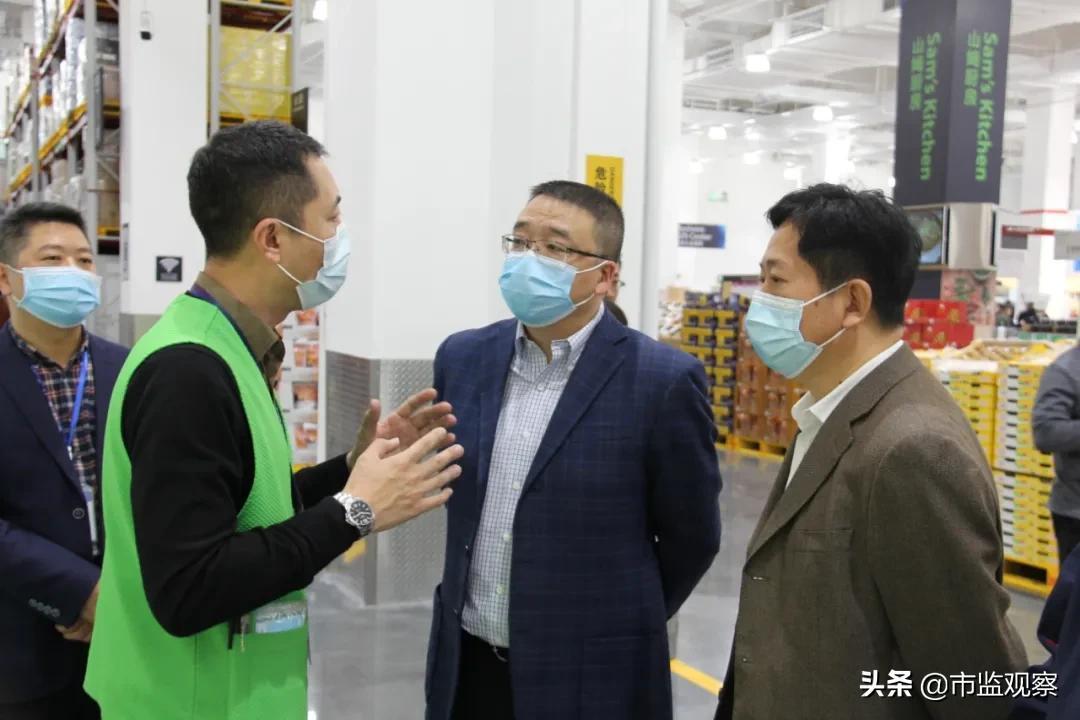 天府新区市场监管局扎实做好冷链食品安全监管工作