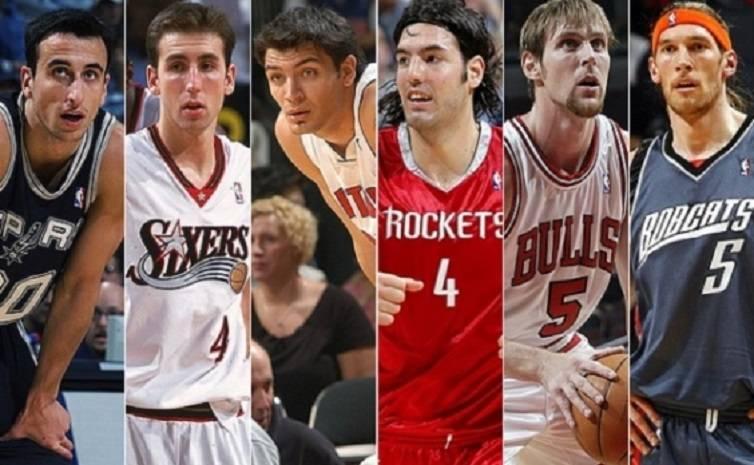 盘点NBA的7大阿根廷球员:斯科拉搭档姚麦,马努功勋卓著