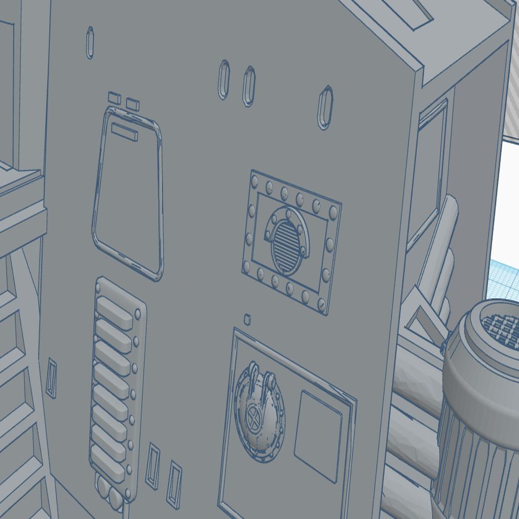 球面并联机构结构3D打印图纸 STL格式