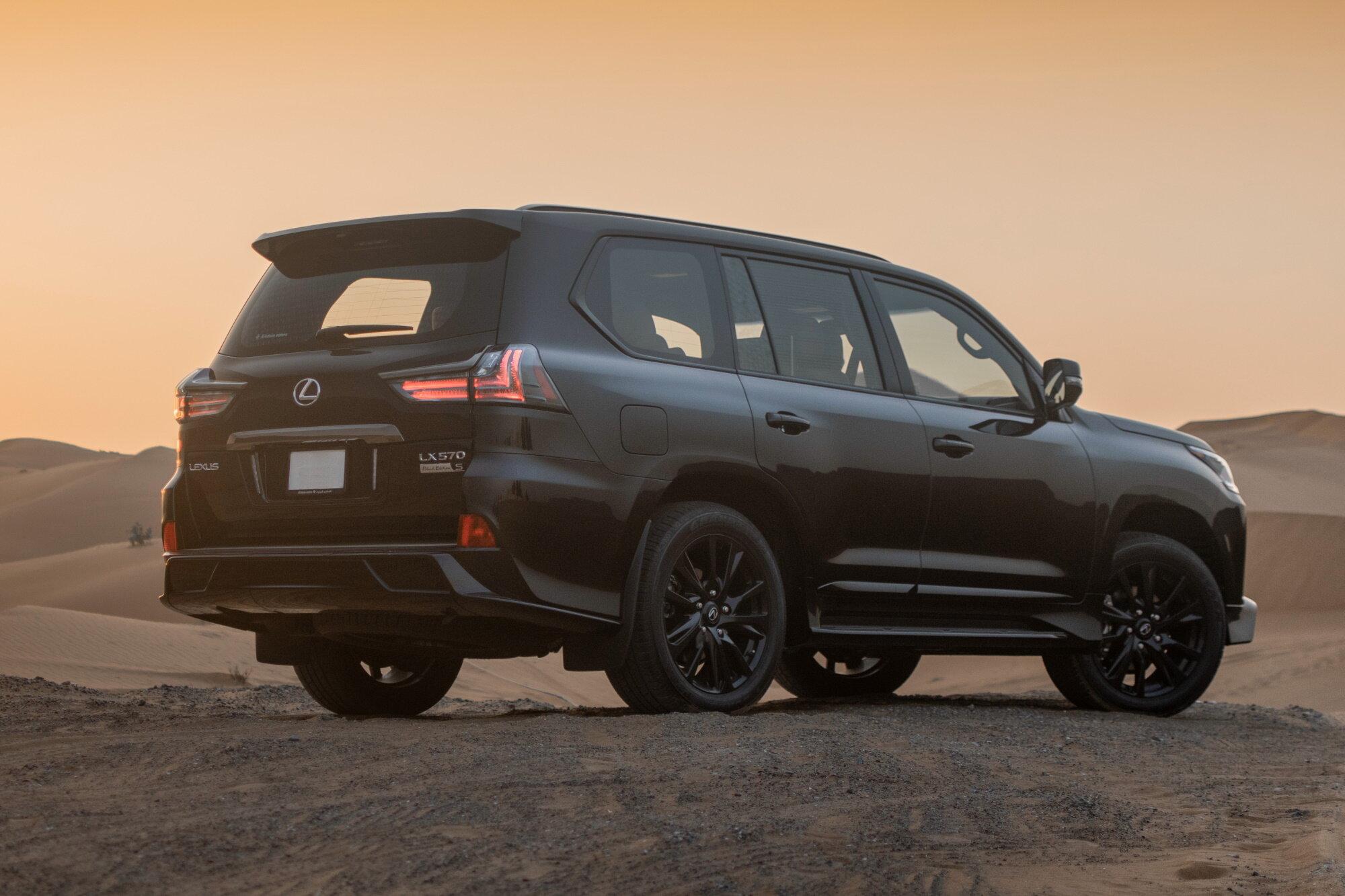 丰田将开发新款雷克萨斯SUV,等级高于LX,替代陆地巡洋舰