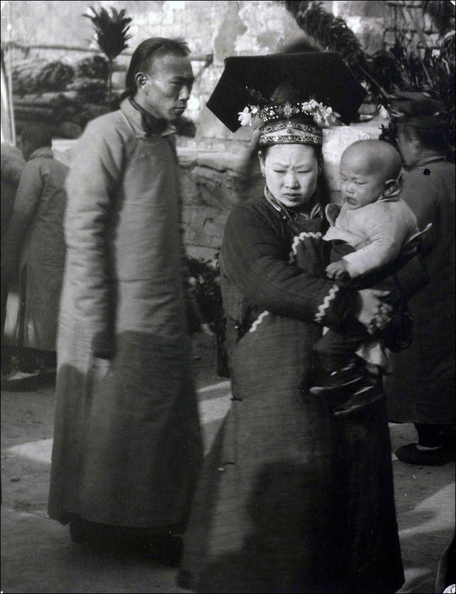 50副人物真实影像 看尽1910年的北京生活状态