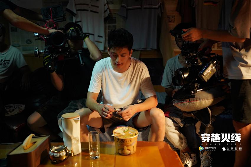 """刘帅良专访:未来,要成为""""好演员""""的代名词"""