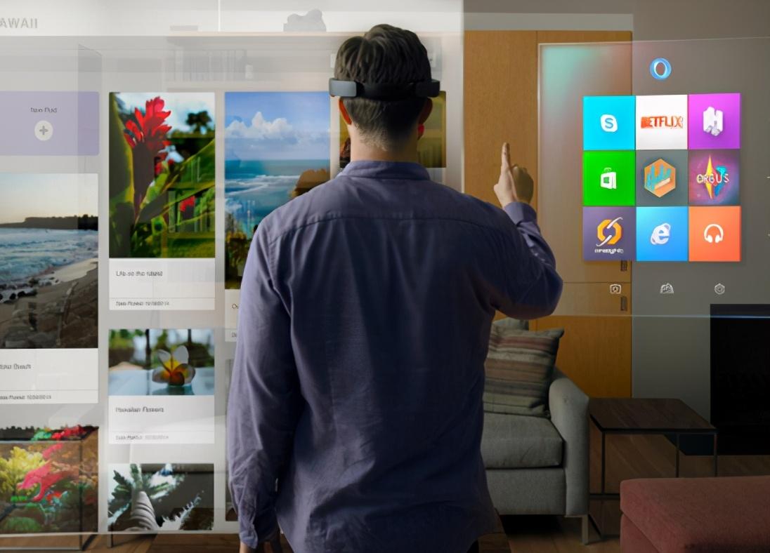炫酷的未来显示科技——虚拟现实