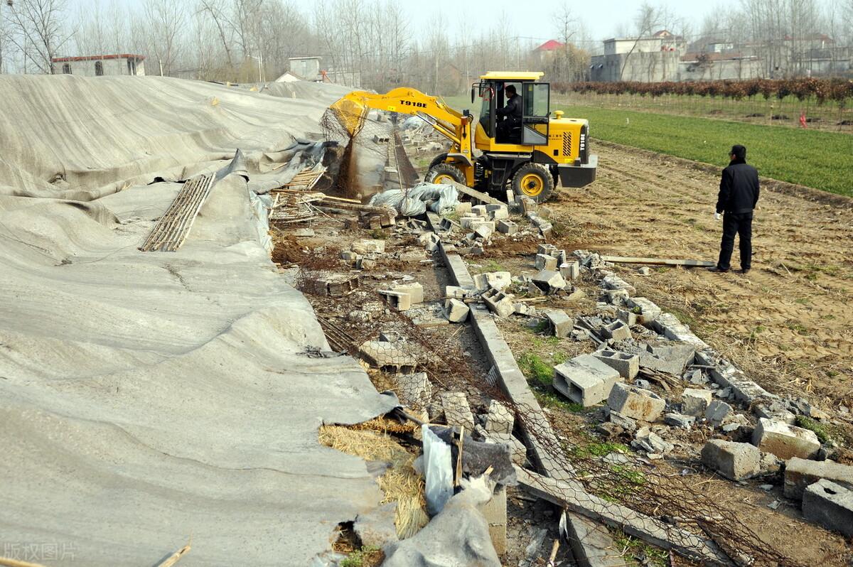 没有规划许可的养殖场遭限期拆除,适用法条出bug?