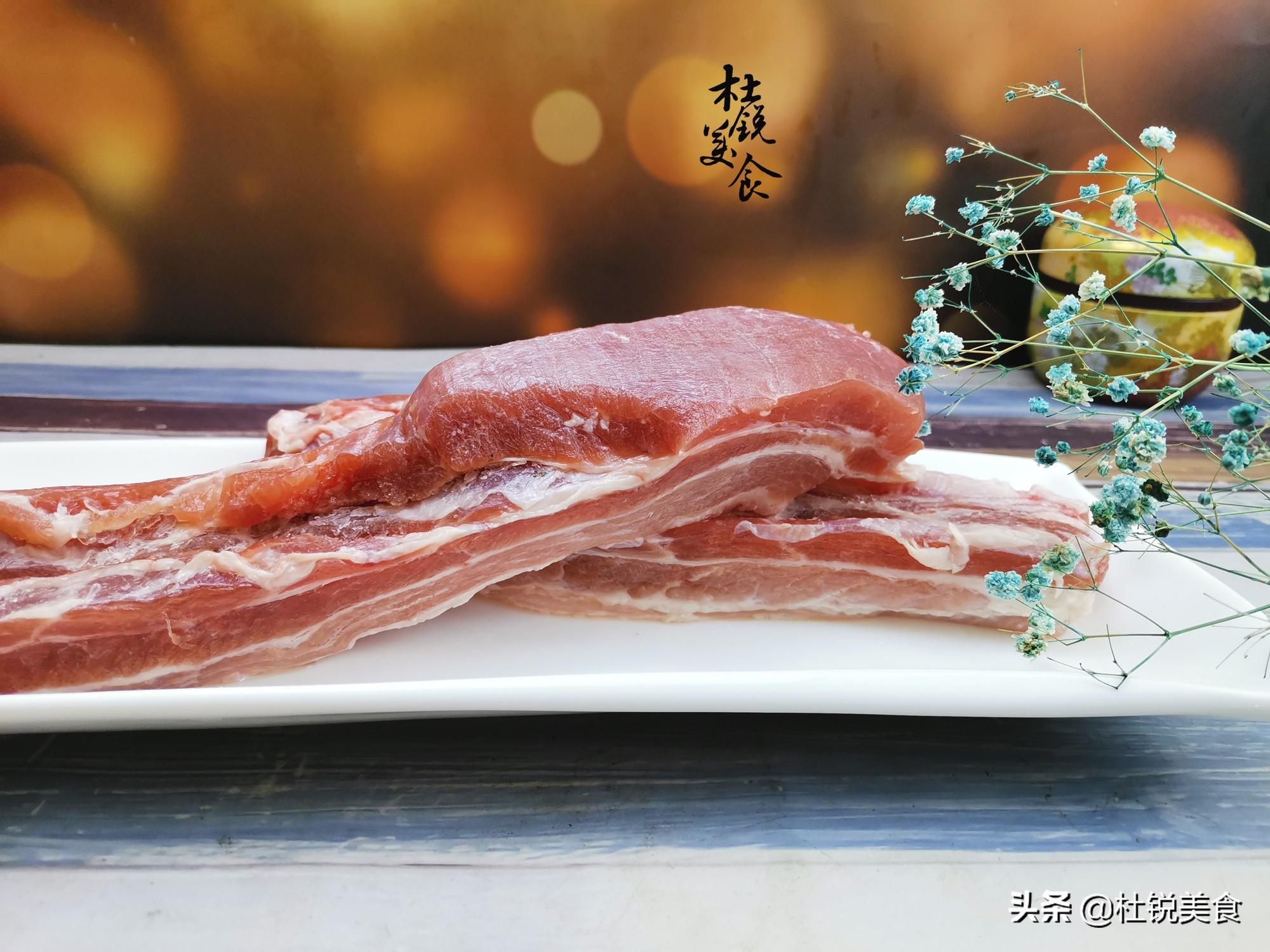 粉蒸肉美味做法,过年家宴上的吉祥菜,寓意来年日子蒸蒸日上 美食做法 第2张