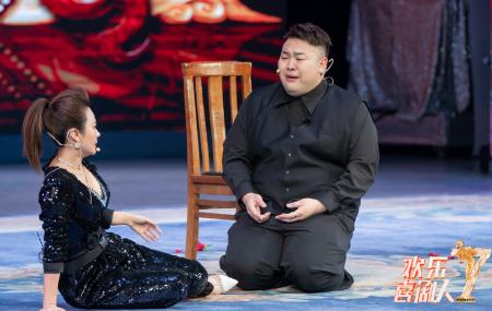 《欢乐喜剧人7》首播,欢乐人实力不够,宋小宝杨树林宋晓峰来凑