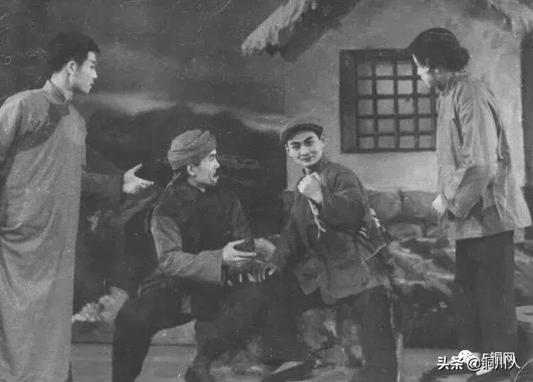 铜川歌舞团部分珍贵老照片