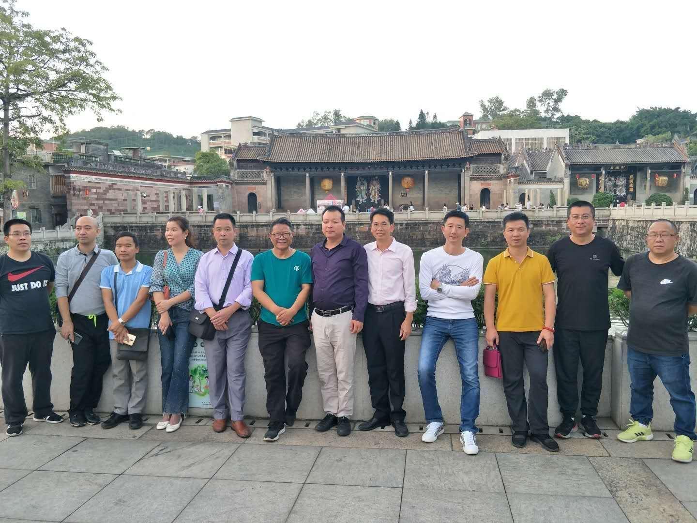 曾祥裕风水团队岭南贵族风水考察活动圆满结束