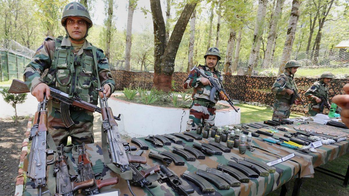 印军弹药已严重不足,掏500亿紧急采购,军方:至少顶住半个月
