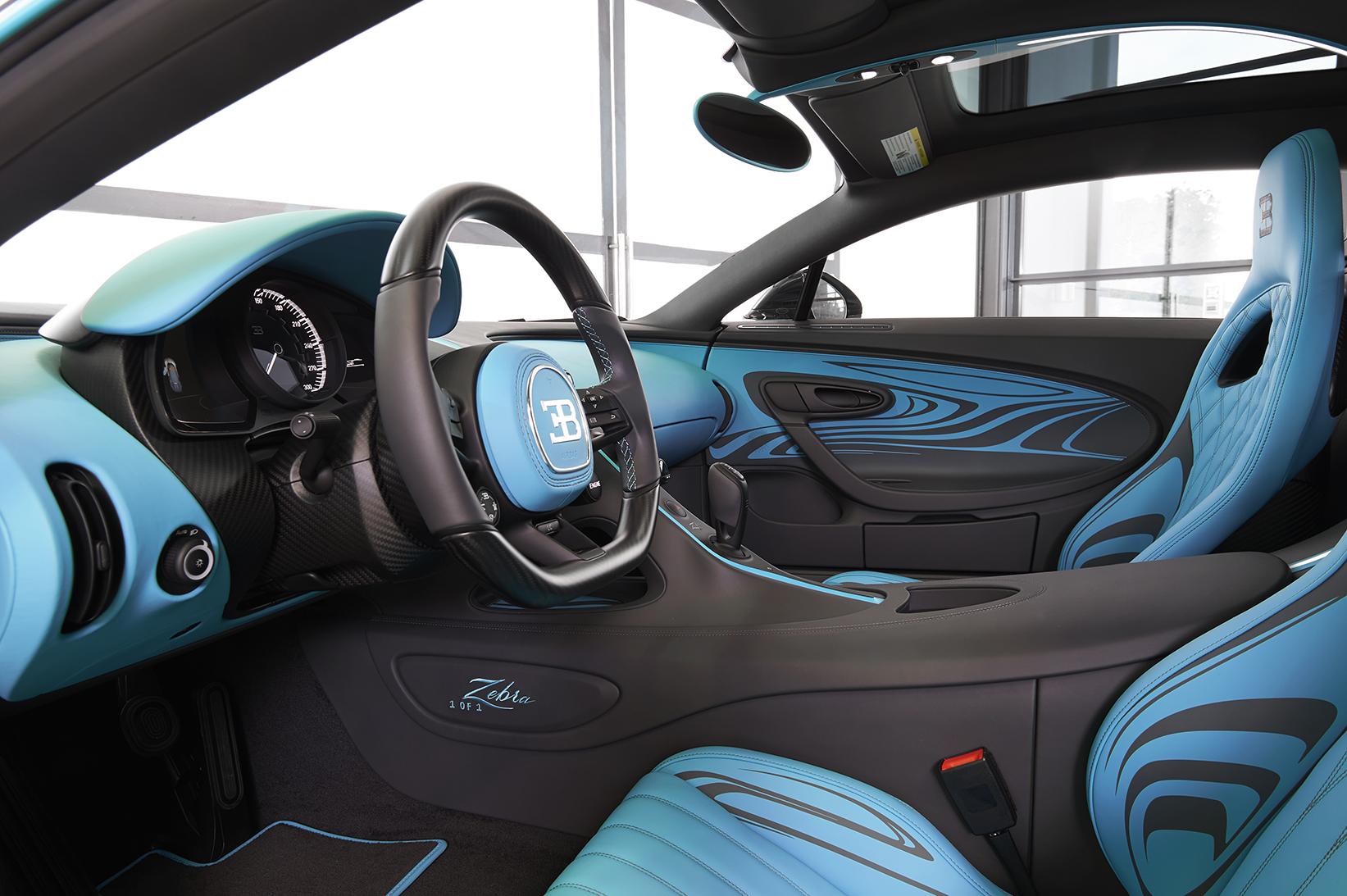 都是四个轮子和一个方向盘,为什么一辆布加迪能卖到几千万?