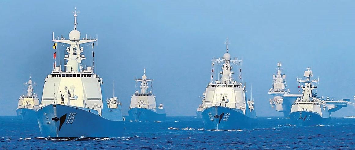 """普京一声令下,俄军海、陆、空齐射核导弹!这才叫""""核三位一体"""""""