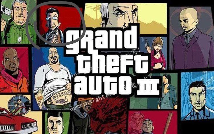 关于GTA3你不知道的隐藏细节和任务玩法: