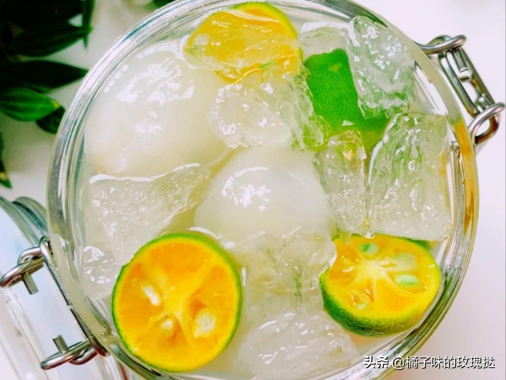 自制水果酒:猕猴桃酒,樱桃酒,荔枝柠檬酒,简单易做,酒香浓郁 美食做法 第3张