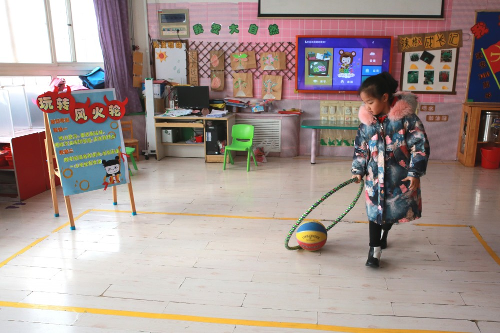 天津滨海:又是牛年春好处 又是幸福新学期