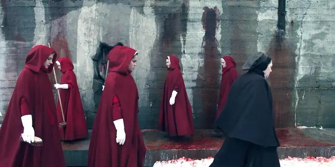 [使女的故事/The Handmaid's Tale]1-3季全集无删减 百度云高清下载图片 第3张