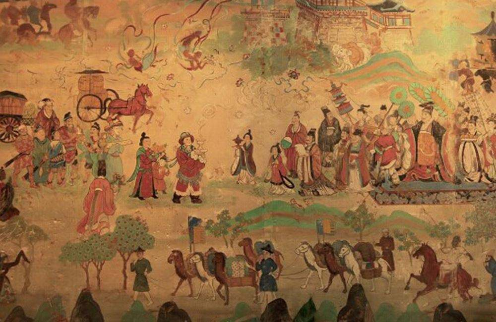 西安发现长恨歌里的骊宫:这座宫殿,历史上到底是怎么样的存在?