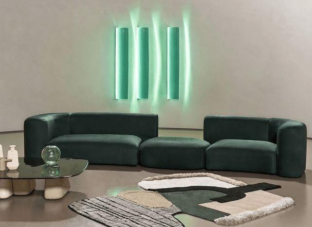 2021米兰家具展来了,剪刀石头布进口家具带你看BAXTER2021新品