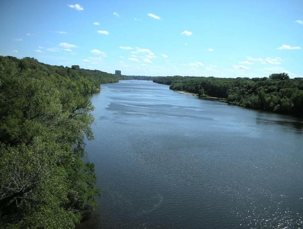 密西西比河流向和注入(密西西比河注入的海洋)