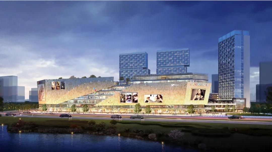 年底前,南京商场连开四家!还有河西苏宁,开业时间定了