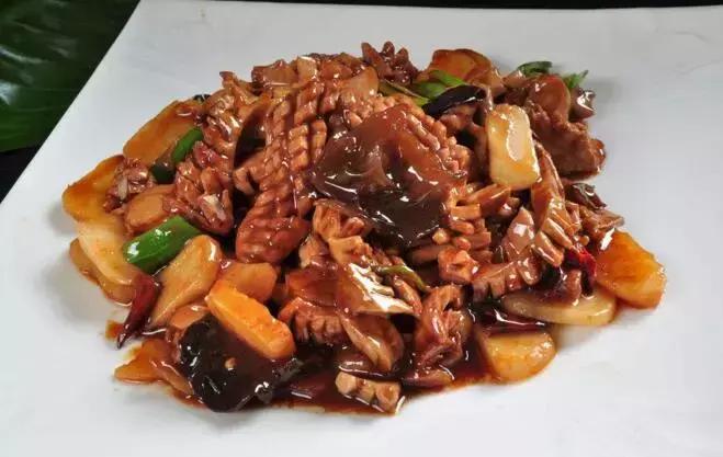 精选20款精品鲁菜美味菜谱给您赏析 鲁菜菜谱 第6张